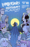 Lumberjanes Gotham Academy #2 Cover A Regular Natacha Bustos Cover