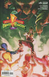 Mighty Morphin Power Rangers (BOOM Studios) #5 Cover A Regular Jamal Campbell Cover