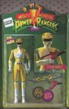 Mighty Morphin Power Rangers (BOOM Studios) #5 Cover B Variant David Ryan Robinson Action Figure Cover