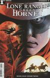 Lone Ranger Green Hornet #1 Cover A Regular John Cassaday Cover