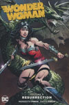 Wonder Woman (New 52) Vol 9 Resurrection HC