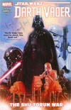 Star Wars Darth Vader Vol 3 Shu-Torun War TP
