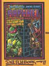 Teenage Mutant Ninja Turtles Kevin Eastman Notebook Series Raphael HC