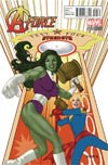 A-Force Vol 2 #5 Cover C Incentive Colleen Doran Classic Variant Cover
