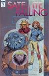 Satellite Falling #1 Cover C Incentive June Brigman Variant Cover