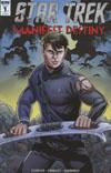 Star Trek Manifest Destiny #1 Cover C Incentive Rachael Stott Variant Cover