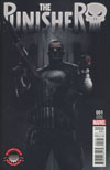 Punisher Vol 10 #1 Cover I Limited Edition Comix Francesco Mattina Variant Cover