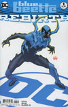 Blue Beetle Rebirth #1 Cover B Variant Cully Hamner Cover