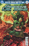 Green Lanterns #4 Cover B Variant Emanuela Lupacchino Cover