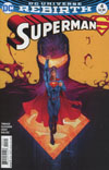 Superman Vol 5 #4 Cover B Variant Kenneth Rocafort Cover