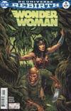 Wonder Woman Vol 5 #5 Cover A Regular Liam Sharp Cover