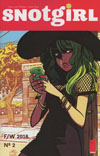 Snotgirl #2 Cover B Bryan Lee O Malley