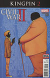 Civil War II Kingpin #2 Cover A Regular Aaron Kuder Cover