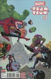 Marvel Tsum Tsum #1 Cover A Regular Chris Samnee Cover