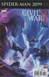 Spider-Man 2099 Vol 3 #13 (Civil War II Tie-In)