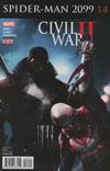 Spider-Man 2099 Vol 3 #14 (Civil War II Tie-In)