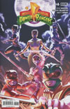Mighty Morphin Power Rangers (BOOM Studios) #6 Cover A Regular Jamal Campbell Cover