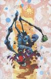 Mighty Morphin Power Rangers (BOOM Studios) #6 Cover C Variant Christopher Mitten Villain Cover