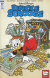 Uncle Scrooge Vol 2 #17 Cover B Variant Andrea Freccero Subscription Cover