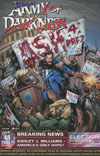 Army Of Darkness Ash For President One Shot Cover A Regular Elliot Fernandez Cover