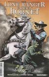 Lone Ranger Green Hornet #2 Cover A Regular Jan Duursema Cover
