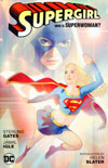 Supergirl Who Is Superwoman TP New Edition