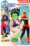 A-Force Presents Vol 6 TP