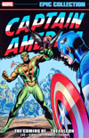 Captain America Epic Collection Vol 2 Coming Of The Falcon TP