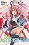 Asterisk War Light Novel Vol 1 Encounter With A Fiery Princess
