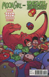 Moon Girl And Devil Dinosaur #10 Cover B Variant Joelle Jones Marvel Tsum Tsum Takeover Cover