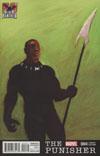 Punisher Vol 10 #4 Cover B Variant Chip Zdarsky Black Panther Cover