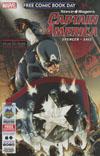Captain America Steve Rogers #1 Cover J FCBD 2016 Midtown Exclusive Custom Edition