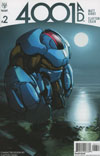 4001 AD #2 Cover E Incentive Clayton Crain Character Design Variant Cover