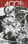 4001 AD #2 Cover H Incentive Ryan Sook Interlocking Artist Sketch Variant Cover