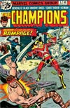 Champions (Marvel) #5 Cover A Regular 25 Cent Edition