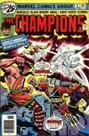 Champions (Marvel) #6 Cover A Regular 25 Cent Edition