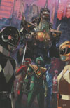 """Mighty Morphin Power Rangers (BOOM Studios) #4 Cover E Incentive Peter Nguyen Virgin Variant Cover  <font color=""""#FF0000"""" style=""""font-weight:BOLD"""">(CLEARANCE)</FONT>"""
