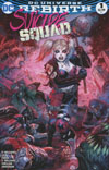 Suicide Squad Vol 4 #1 Cover B Midtown Exclusive Tyler Kirkham Color Variant Cover