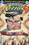 Action Comics Vol 2 #964 Cover A Regular Clay Mann Cover