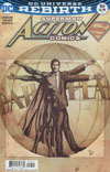 Action Comics Vol 2 #964 Cover B Variant Gary Frank Cover