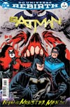 Batman Vol 3 #7 Cover A Regular Yanick Paquette Cover (Night Of The Monster Men Part 1)