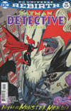 Detective Comics Vol 2 #941 Cover A Regular Yanick Paquette Cover (Night Of The Monster Men Part 3)