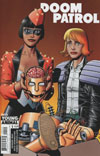 Doom Patrol Vol 6 #1 Cover B Variant Brian Bolland Cover