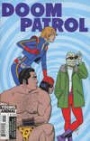 Doom Patrol Vol 6 #1 Cover D Variant Jaime Hernandez Cover