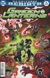 Green Lanterns #6 Cover B Variant Emanuela Lupacchino Cover