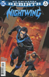 Nightwing Vol 4 #4 Cover B Variant Ivan Reis Cover