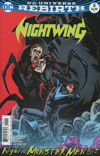 Nightwing Vol 4 #5 Cover A Regular Yanick Paquette Cover (Night Of The Monster Men Part 2)
