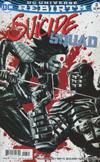 Suicide Squad Vol 4 #3 Cover B Variant Lee Bermejo Cover