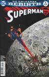 Superman Vol 5 #6 Cover B Variant Kenneth Rocafort Cover