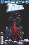Titans Vol 3 #3 Cover B Variant Mike Choi Cover